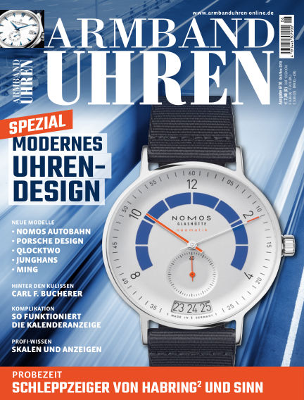 ARMBANDUHREN October 19, 2018 00:00