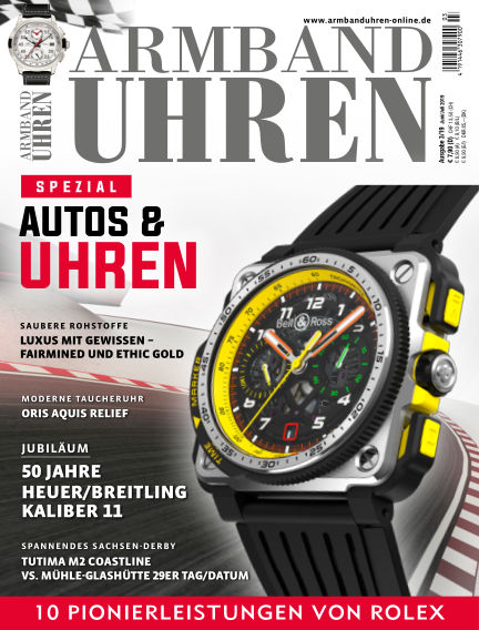 ARMBANDUHREN May 17, 2019 00:00