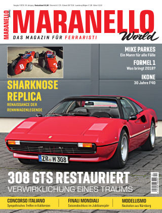 Maranello World 1/2018