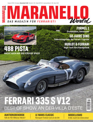 Maranello World 3/2018
