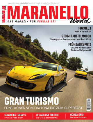 Maranello World 1/2019