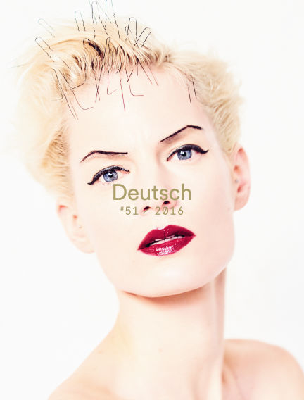 DEUTSCH Magazine