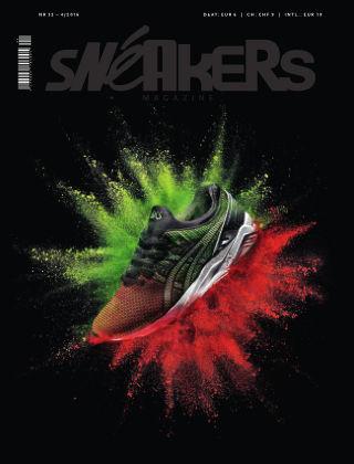 Sneakers Magazine 32