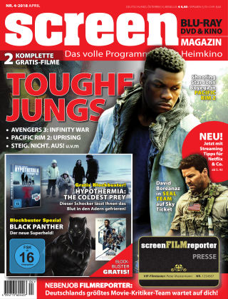 SCREEN MAGAZIN 04-2018