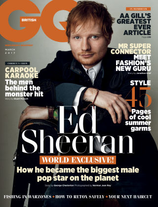 British GQ March 2017