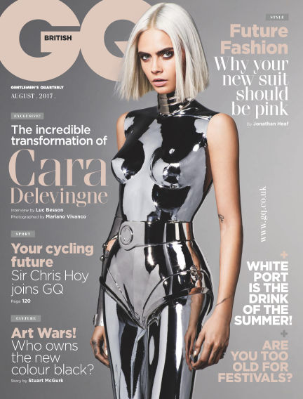 British GQ July 06, 2017 00:00
