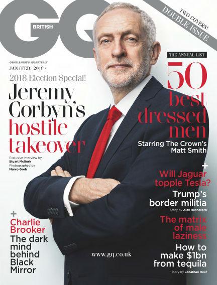 British GQ December 07, 2017 00:00