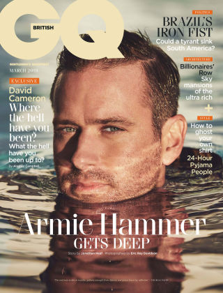 British GQ Mar 2019