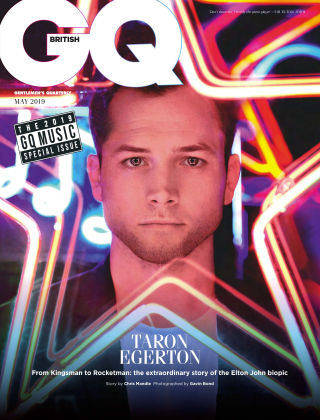 British GQ May 2019
