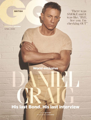 British GQ April 2020