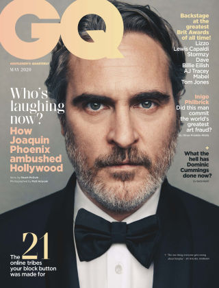 British GQ May 2020