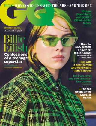 British GQ July 2020