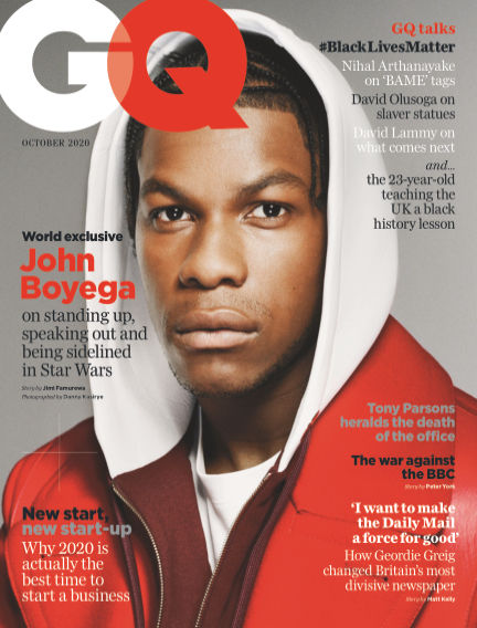 British GQ September 04, 2020 00:00