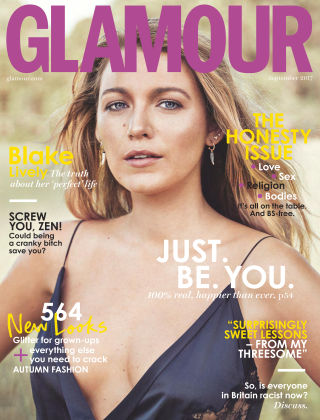 Glamour - UK Sep 2017