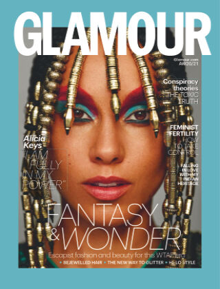 Glamour - UK Autumn 2020