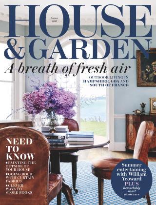 House & Garden Aug 2017