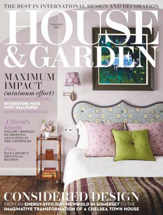House & Garden Sep 2017