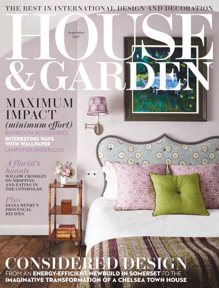 House & Garden August 03, 2017 00:00
