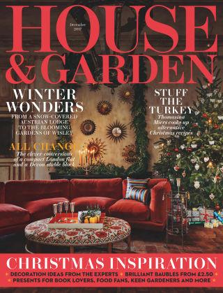 House & Garden Dec 2017