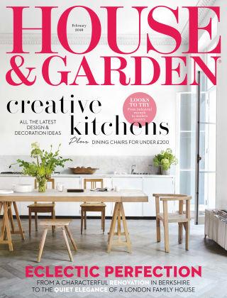 House & Garden Feb 2018