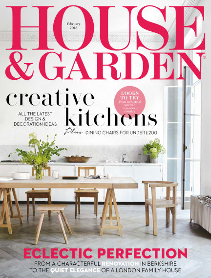 House & Garden January 04, 2018 00:00