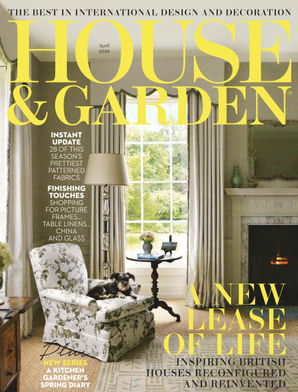 House & Garden March 01, 2018 00:00