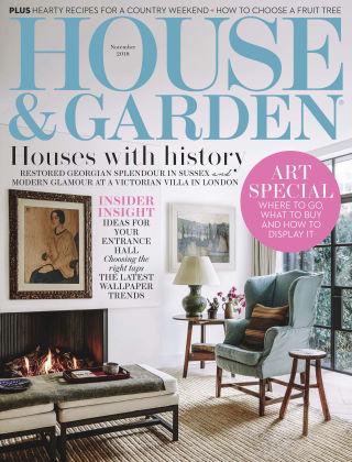 House & Garden Nov 2018