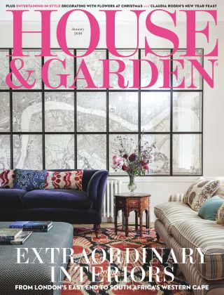 House & Garden Jan 2019