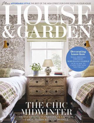 House & Garden Feb 2019