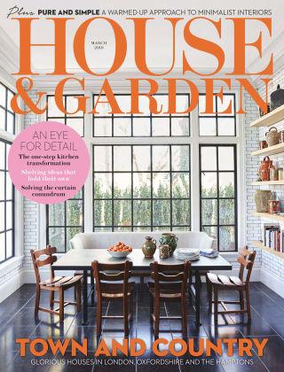 House & Garden Mar 2019