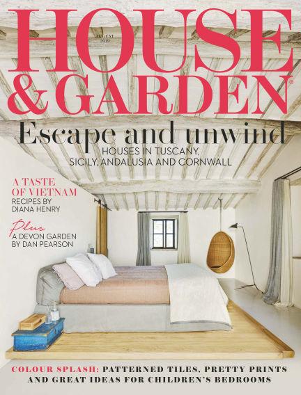 House & Garden July 08, 2019 00:00