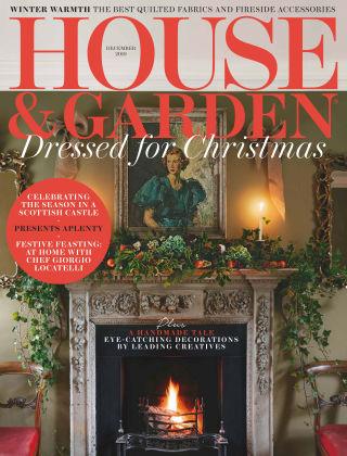 House & Garden Dec 2019