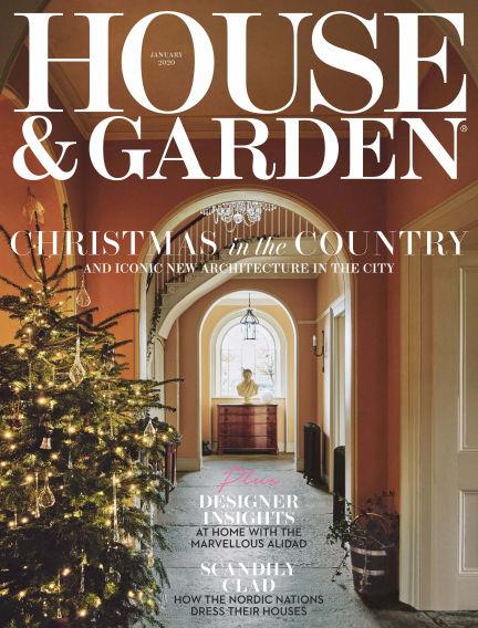 House & Garden December 02, 2019 00:00