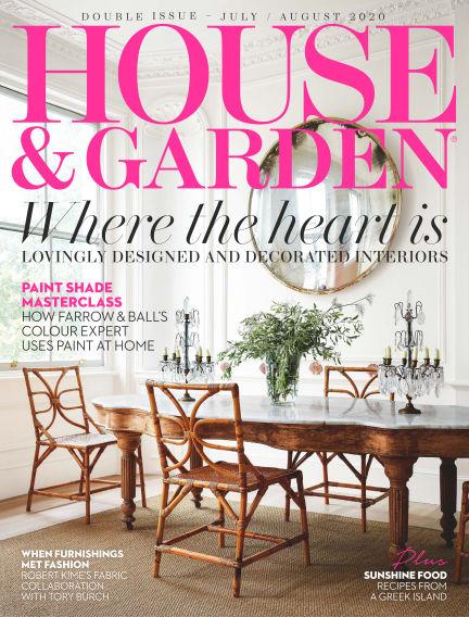 House & Garden June 01, 2020 00:00