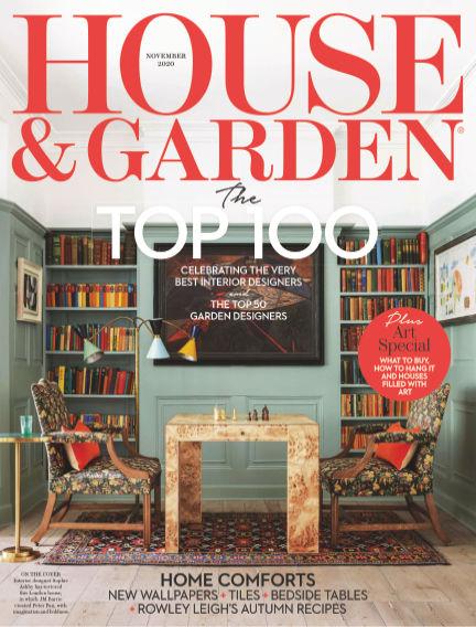 House & Garden September 28, 2020 00:00