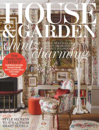House & Garden May 2021