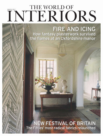 The World of Interiors February 02, 2017 00:00