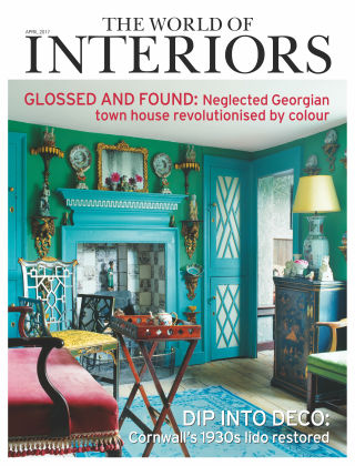 The World of Interiors April 2017