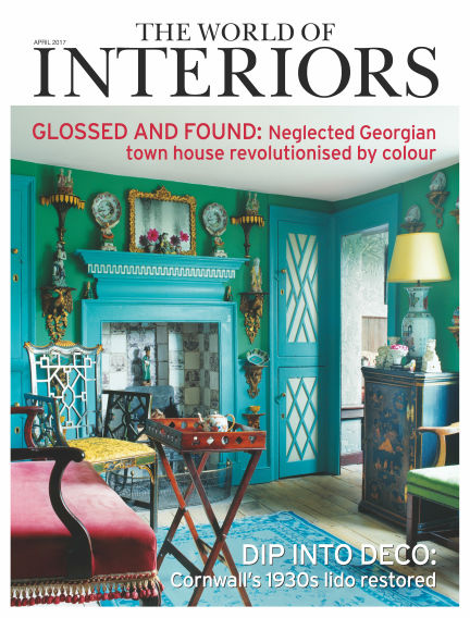 The World of Interiors March 09, 2017 00:00