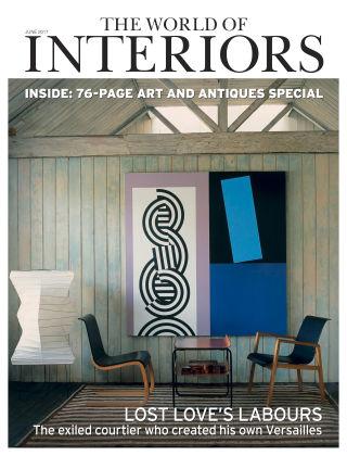 The World of Interiors Jun 2017