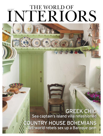The World of Interiors June 08, 2017 00:00