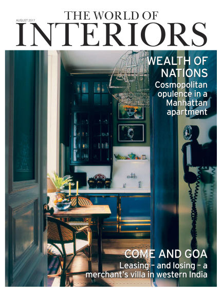 The World of Interiors July 06, 2017 00:00