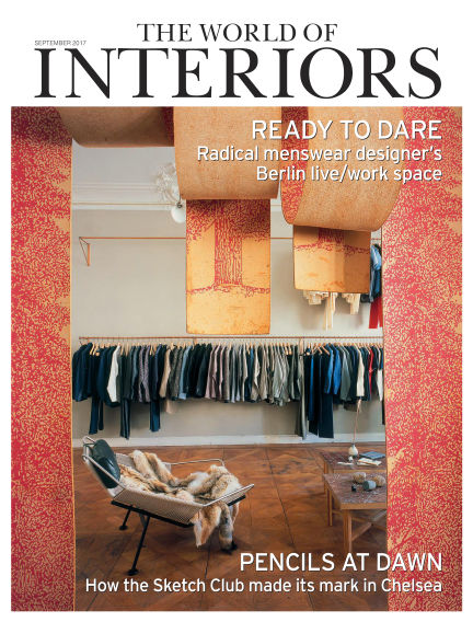 The World of Interiors August 03, 2017 00:00