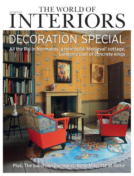 The World of Interiors September 07, 2017 00:00