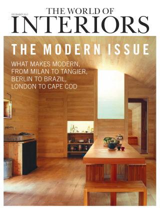 The World of Interiors Dec 2017