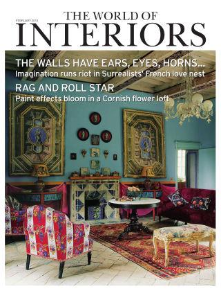 The World of Interiors Feburary 2018
