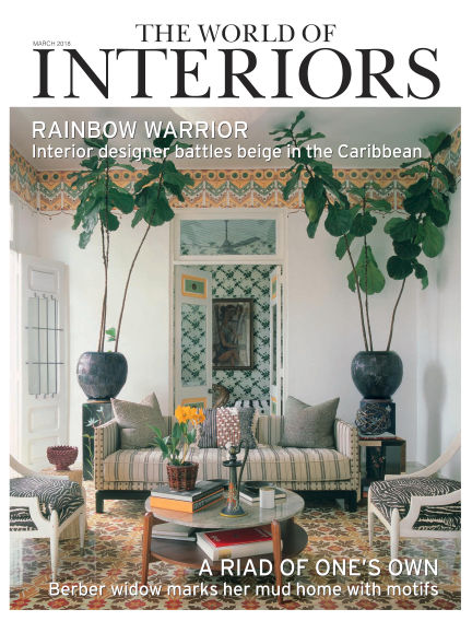 The World of Interiors February 01, 2018 00:00