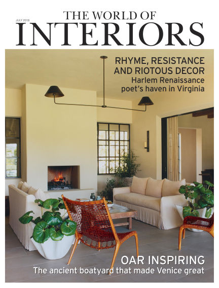 The World of Interiors June 07, 2018 00:00