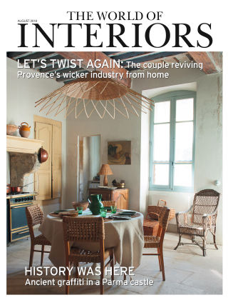 The World of Interiors Aug 2018