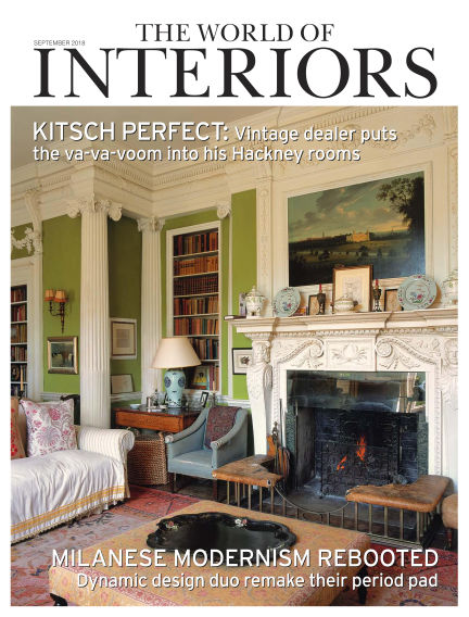 The World of Interiors August 02, 2018 00:00